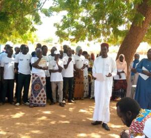 Tchad : 150 maîtres communautaires formés au Sila