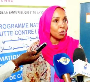 Tchad : le PNLC forme des sages-femmes diplômées d'État
