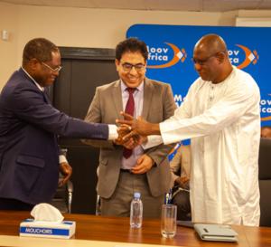Moov Africa Tchad rend effectif le transfert d'argent via mobile money dans la zone CEMAC