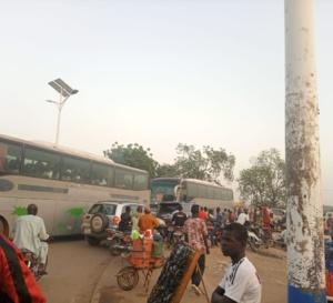 Tchad : l'embouteillage prend de l'ampleur à N'Djamena