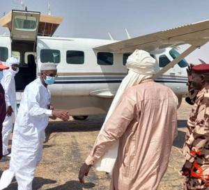 Tchad : une délégation du CODNI en mission au Nord