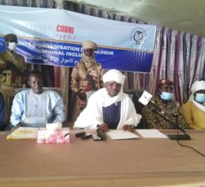 Tchad : au Kanem, la mission du CODNI rencontre les forces vives