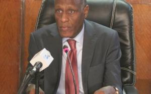 Moussa Doga, secrétaire Général du Ministère des Affaires Etrangères.