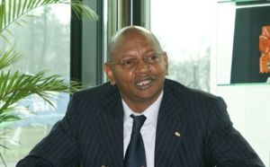 Adoum Younousmi at the Home of FIFA on 23 March 2009. Crédits : Sources