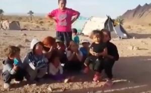 Traitement inhumain, cruel et sadique des réfugiés syriens par le régime algérien