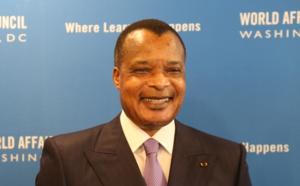 Congo Brazzaville: Le Président éternel nie toute crise post électorale