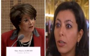 Pas de ola pour Leïla Aïchi à l'Assemblée Nationale française