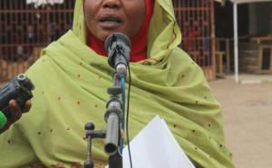 La Maire de N'Djamena, Mariam Djimet Ibet. Alwihda Info