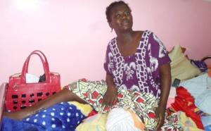 Tchad : Elle perd une jambe dans les attentats en secourant les blessés. Crédit photo : Tchad Baladia/Facebook