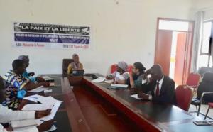Tchad : des réflexions pour l'élaboration d'un plan de gestion des risques pour la femme