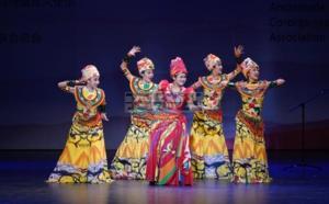 Côte d'Ivoire : Le nouvel an chinois 2019 célébré autour d'un buffet et spectacle à Abidjan
