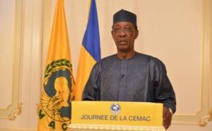 """Idriss Déby : """"la sécurité est un impératif de premier ordre"""". © Alwihda Info"""