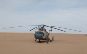 Tchad : armées françaises et US mobilisées pour rechercher un hélicoptère disparu