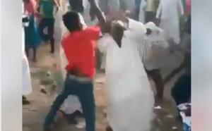 Non, cette vidéo ne montre pas un ministre soudanais lynché par la population