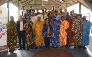 Communion fraternelle : La SPDC et les chefs Tchaman renouvellent leur pacte