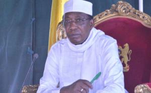 """Idriss Déby : """"Il faut que les tchadiens s'y mettent au travail"""""""