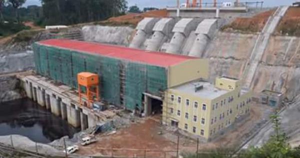 Cameroun/Barrage de Memve'ele : mise en eau effective