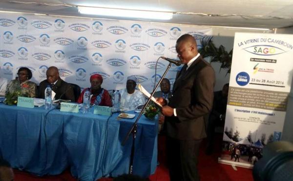 Cameroun:10.000 visiteurs et 14 ministères à l'ouverture du Sago 2016