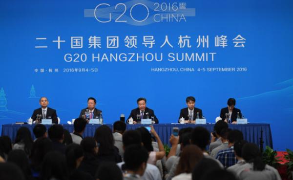 G20: le Sommet de Hangzhou sera une réunion d'une signification majeure