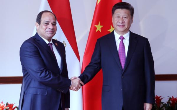 """Président égyptien Al-Sissi : """"Le Sommet de Hangzhou sera certainement un succès"""""""