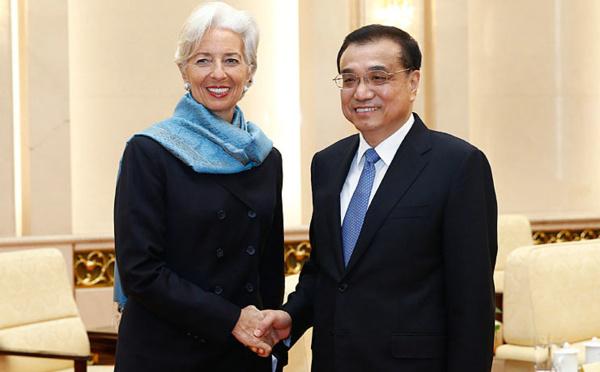 Le FMI fait des commentaires positifs sur la capacité du système économique et financier chinois à résister aux risques