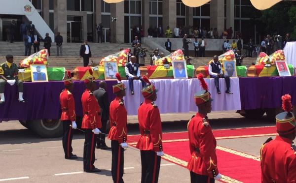 Journée de deuil national : le gouvernement congolais désapprouve toute demande de dialogue dans le sang