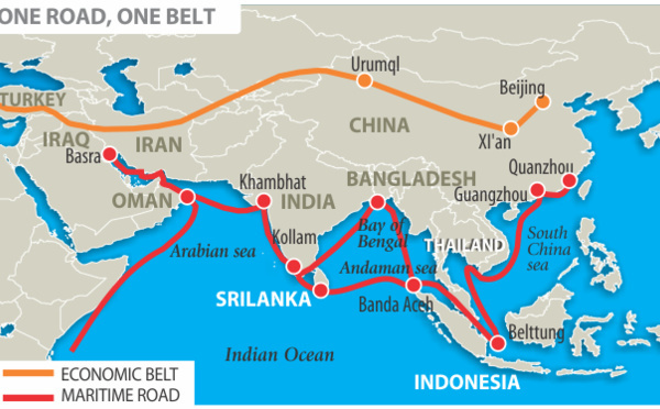 L'initiative « Une Ceinture et une Route » et la coopération au sein du BRICS au cœur des prochaines visites officielles de Xi Jinping