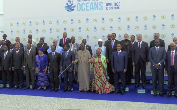 """Surêté et sécurité maritime en Afrique : Denis Sassou N'Guesso qualifie d'historique la"""" charte de Lomé"""" adoptée par l'UA"""