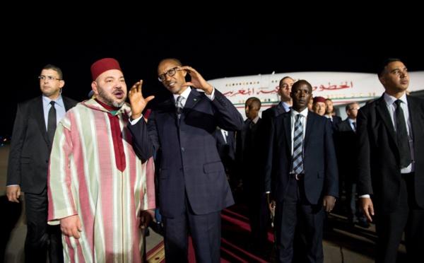 Le Maroc conforte sa position sur le continent pour son éventuel retour à l'UA