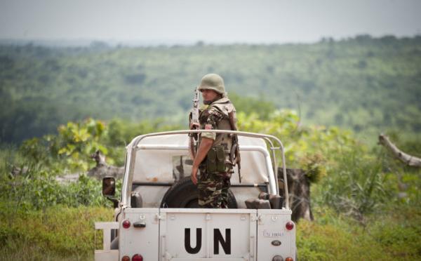 La MINUSCA répudie les incidents survenus lundi à Bangui