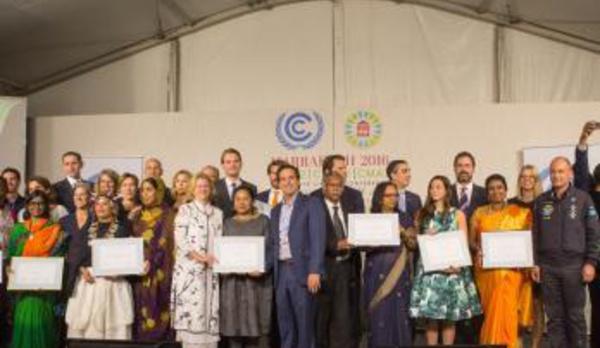 Une innovation de femmes marocaines parmi les lauréats de Momentum for Change