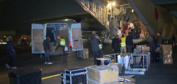 Le Roi du Maroc fait un important don de matériels de sécurité à la République de Madagascar