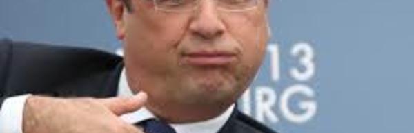 Hollande s'applique la déchéance politique