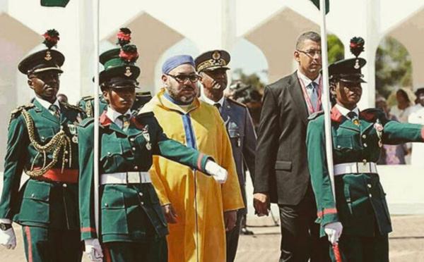 Le Roi Mohammed VI au Nigeria : des perspectives prometteuses