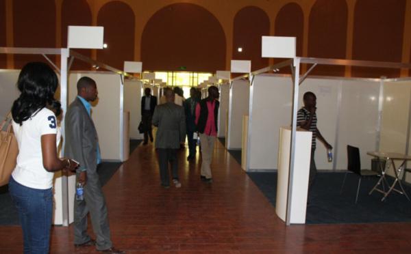 (Vidéo) Le Président Déby à l'ouverture du salon de l'étudiant Africain au Tchad