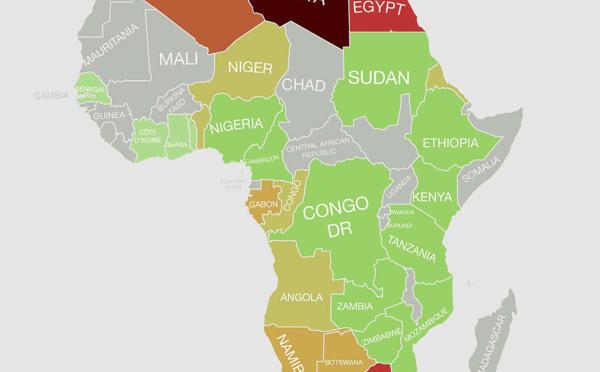 Le Tchad, l'un des pays les moins toxiques au monde