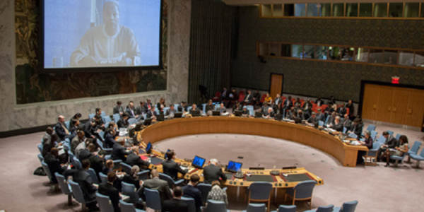 Tchad  Une délégation du Conseil de sécurité de l'ONU en visite