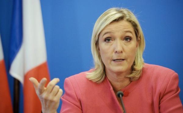 La candidate du Front National, Marine Le Pen se rendra au Tchad