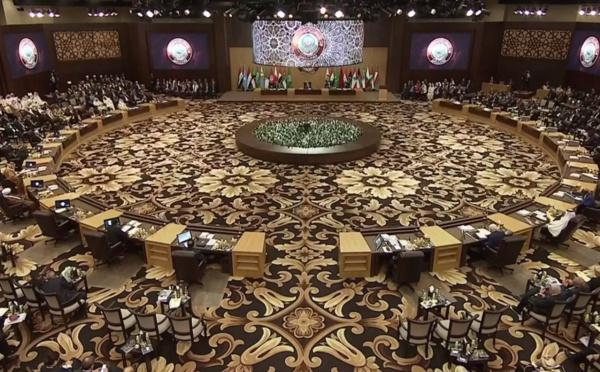 En Jordanie, Moussa Faki participe au sommet de la ligue arabe pour renforcer les liens