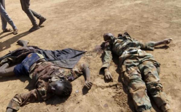 Soudan: Attaque des rebelles venant de la Libye