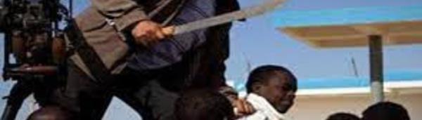 L'Algérie signe et persiste dans son refus de toute présence de migrants noirs africains sur son territoire