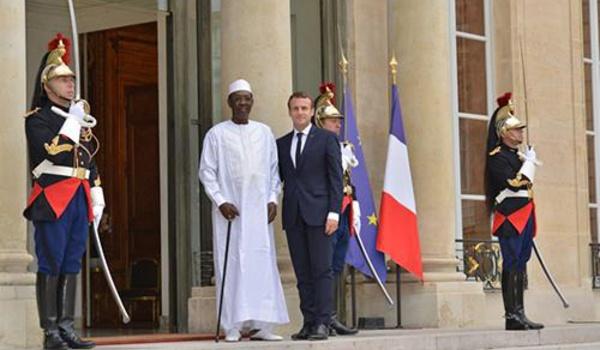 """La France répond à l'opposition, """"le Tchad est un pays ami et partenaire"""""""