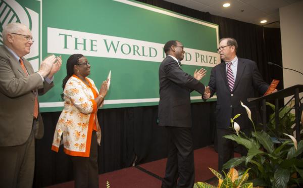 PMA: Adesina va créer un fonds pour les jeunes agriculteurs et les agripreneurs