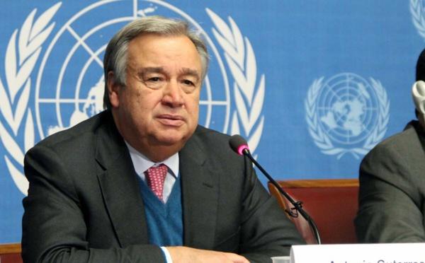 Centrafrique : attendu à Bangui, le secrétaire général de l'ONU va se rendre au PK5