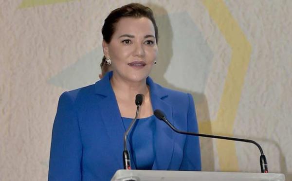 Discours de la Princesse Royale Lalla Hasna à la COP 23 à Bonn