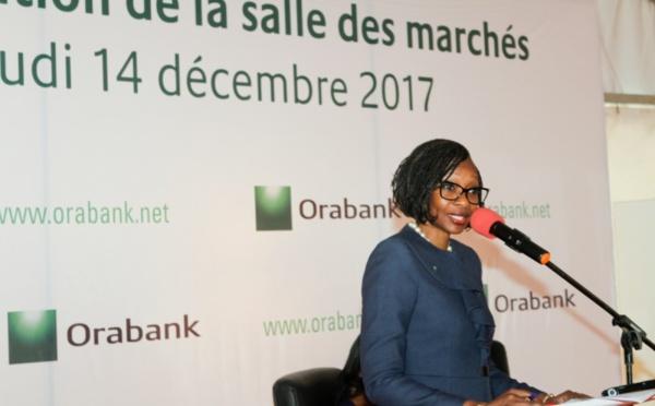 Le Groupe Orabank ouvre une salle de marchés à Lomé