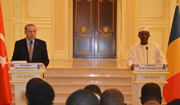 Le Tchad et la Turquie signent 5 accords de coopération