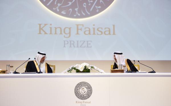 Des chercheurs et des scientifiques de cinq pays nommés lauréats du prix Roi Faisal 2018