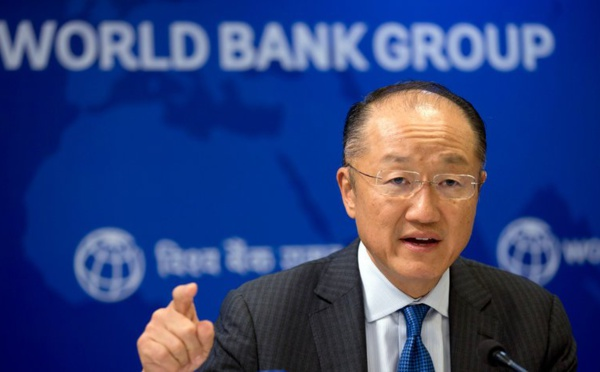 Le président du Groupe de la Banque mondiale se rend au Sénégal