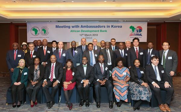« La Corée est prête pour les Assemblées annuelles 2018 de la BAD » - Kim Don-yeon, vice-Premier ministre coréen